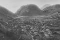 COLLECTIE_TROPENMUSEUM_Gezicht_op_het_bergdorp_Semboengan_op_het_Dijeng-plateau_de_hoogstgelegen_dessa_op_Java_TMnr_60043176_June1912