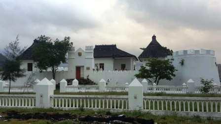 Pousada Baguia - Portuguese fort (Maike Willuweit, July 2018)