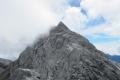 2010 12 01 View toward Trikora Summit (actual summit behind in cloud)