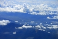 raya and lake kerinci from above