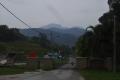 18 Gunung Korbu seens from entrance to Ulu Kinta dam