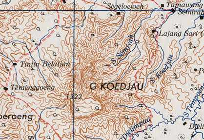 kujau map