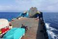 Laju Laju landing craft (Maike Willuweit, July 2018)