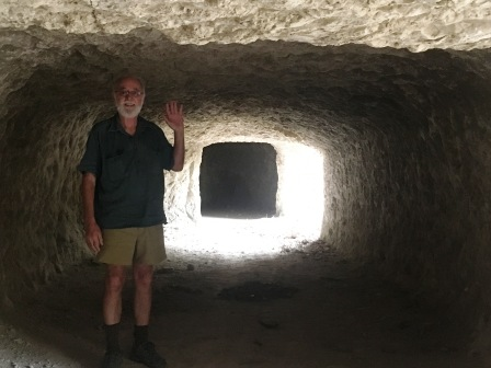 WWII Japanese cave (Nicholas Hughes, July 2018) (2)