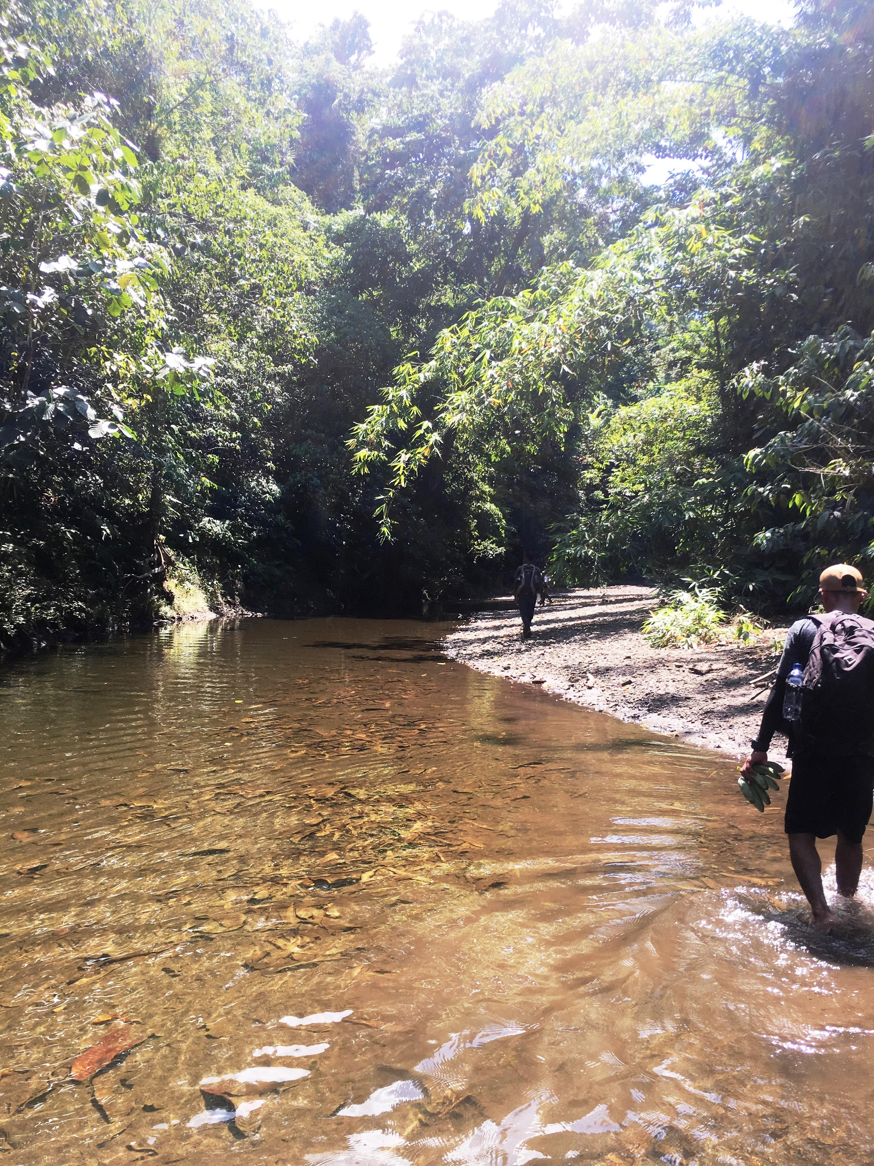 Gunung-Sabatai-Wading-up-Malako-River-in-dry-season-Nick-Hughes-September-2019