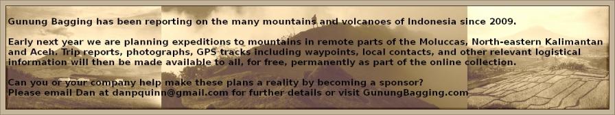 Gunung Bagging Sponsorship 2015