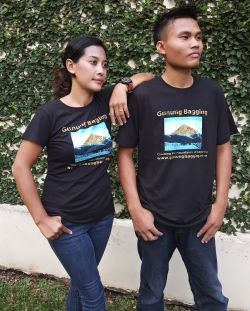 Official Gunung Bagging T-shirts
