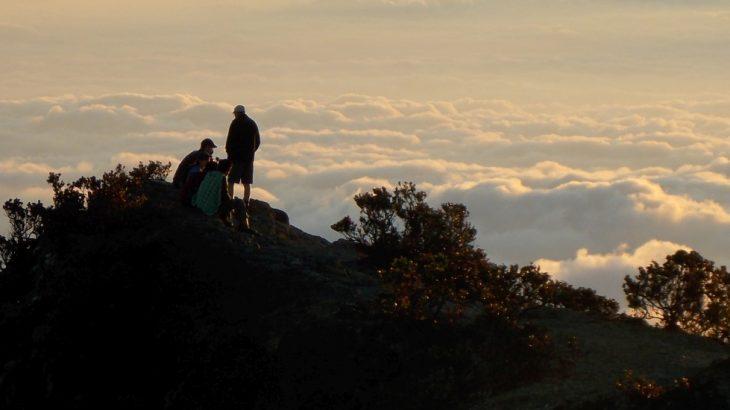 Gunung Lawu Gunung Bagging