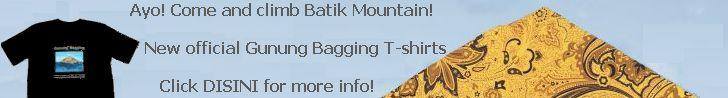 Gunung Ungaran dari GunungBagging.com