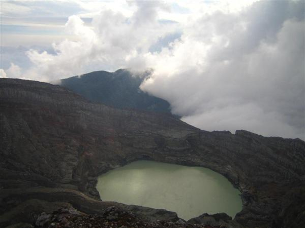 dempo-crater-lake