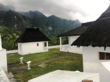 Pousada Baguia - Portuguese fort (Nicholas Hughes, July 2018)