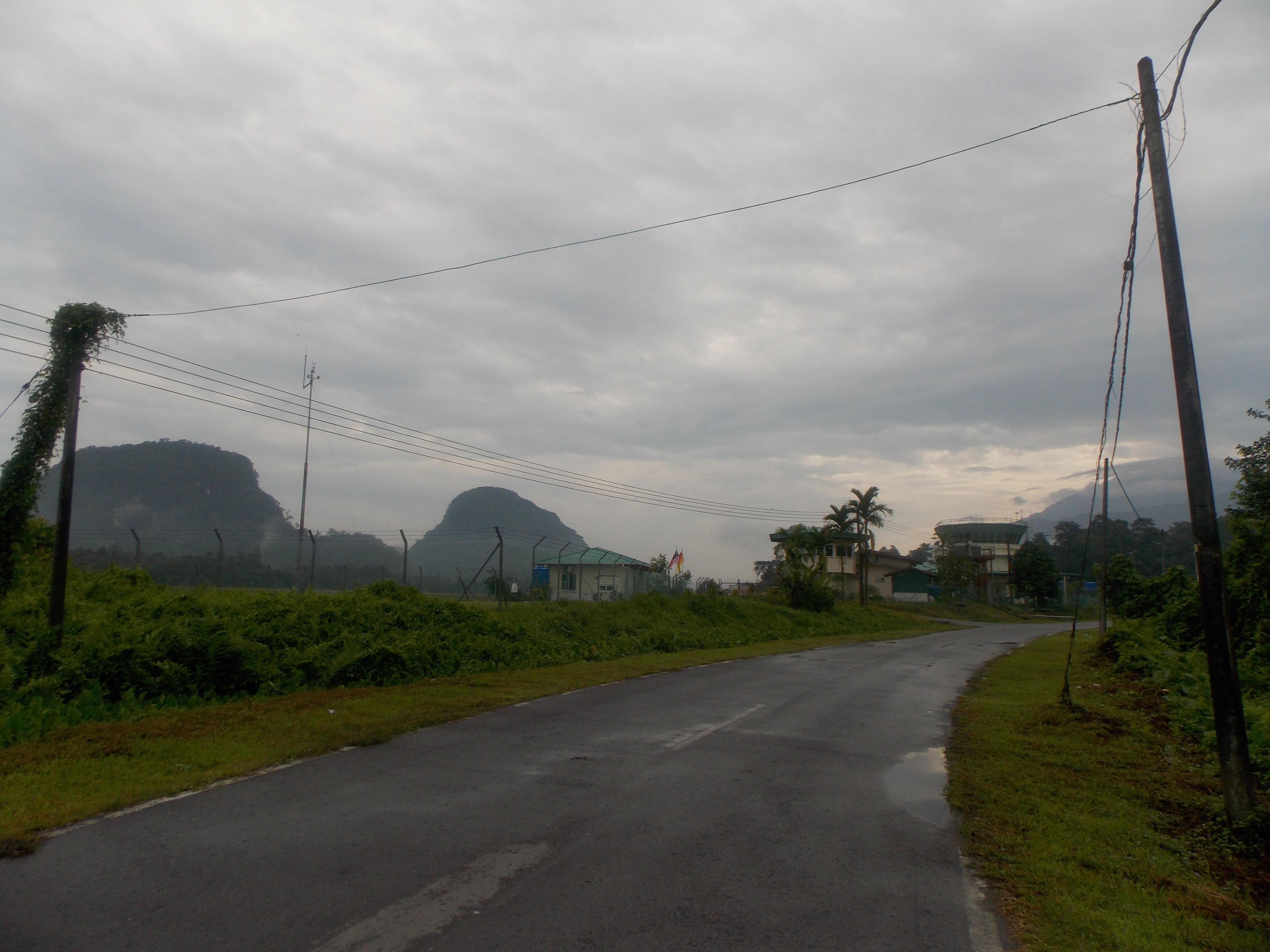 135 Near Mulu airport