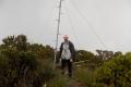 114 Dan Quinn at the top of Mulu