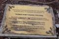 116 Memorial plaque at Mulu summit