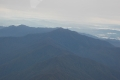 154 Mulu range from above