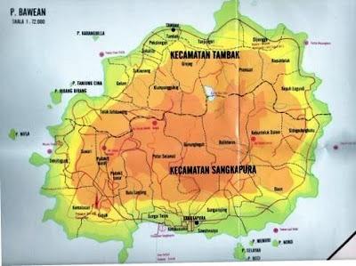 PetaBawean