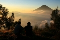 Sindoro from Dieng Plateau