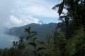 Mt Kerinci from Mt Tujuh