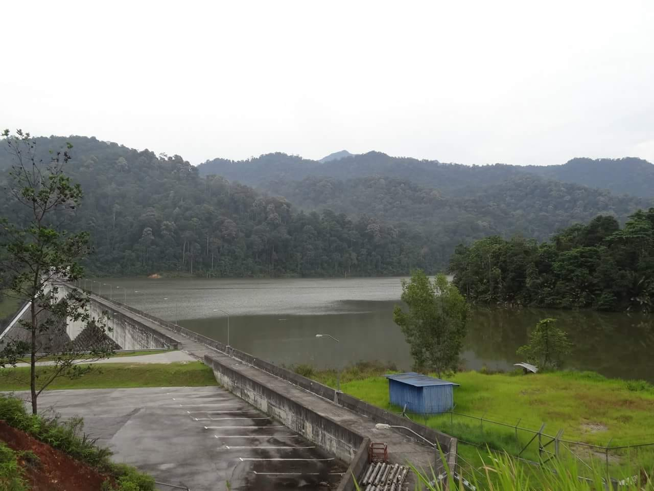 07 An Ulu Kinta dam, on the way to gunung Korbu