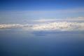 Pulau Mules and Poco Kepi mountain seen from a flight to Kupang (Dan Quinn, June 2021)