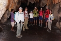 Cave where resistance fighters sheltered from Indonesian military (Trevor Sharot, July 2019)