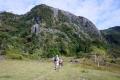 Trailhead of Mundo Perdido trek (Trevor Sharot, July 2018)