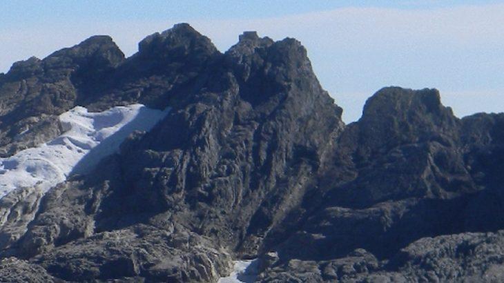 Puncak Jaya (Carstensz Pyramid)   Gunung Bagging